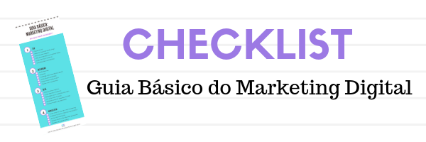 Guia Marketing Digital - Checklist